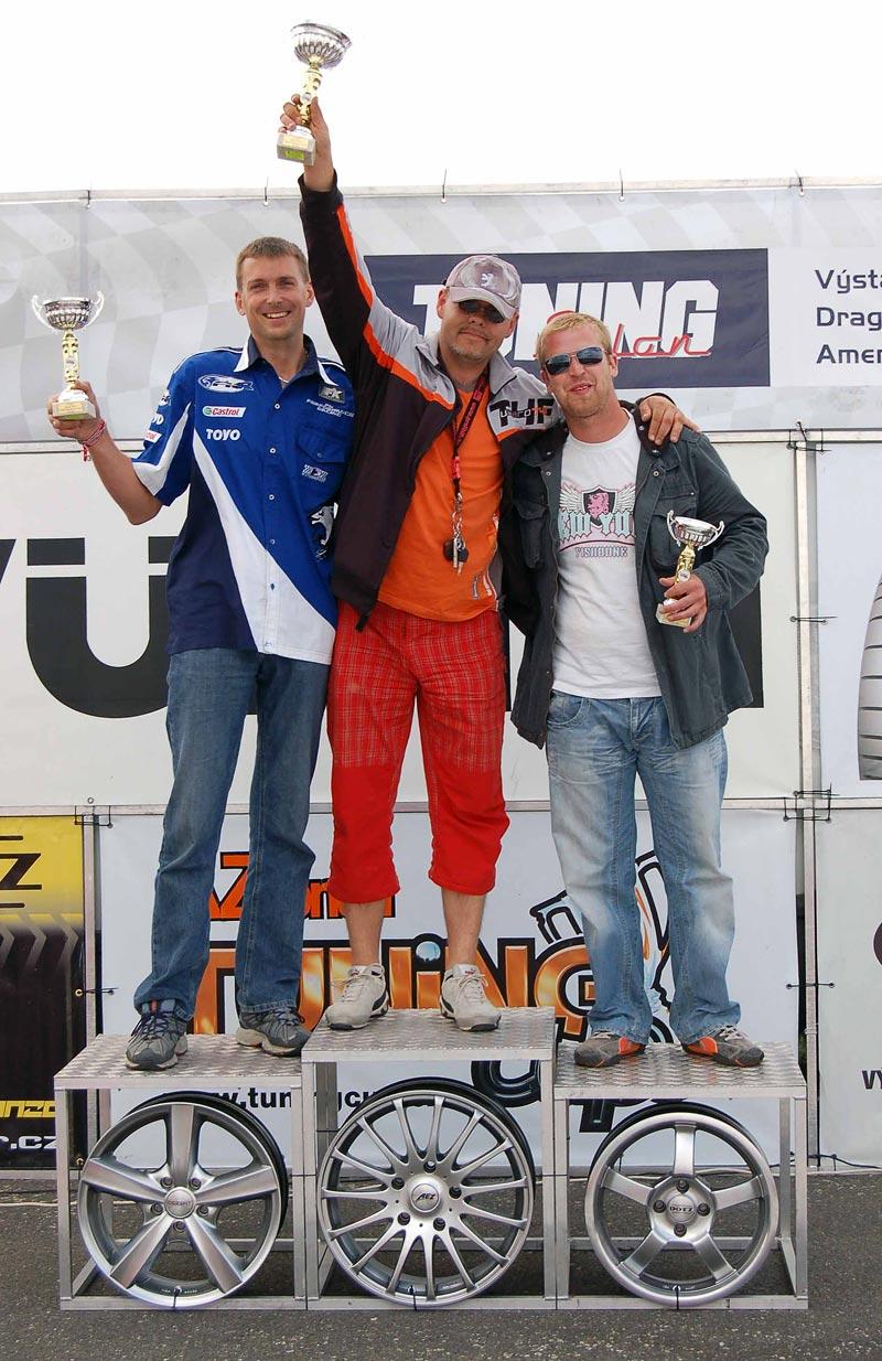 AZ pneu Tuning Cup 2008 – červnový zápřah: - fotka 52