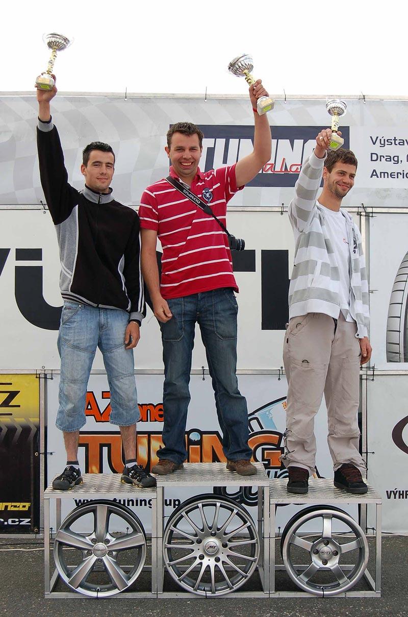 AZ pneu Tuning Cup 2008 – červnový zápřah: - fotka 53