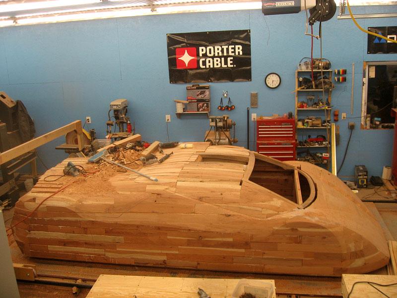 Harmon Splinter: 600koňový špalek: - fotka 33