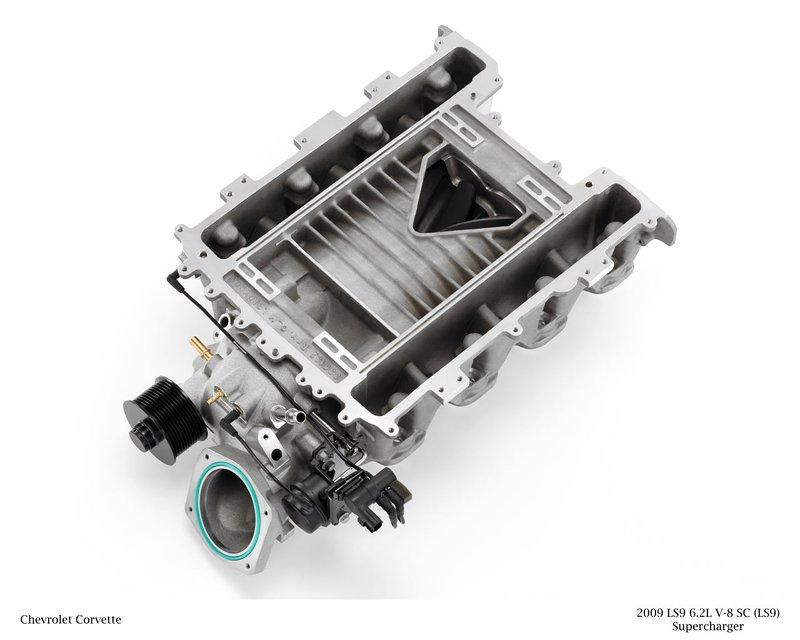 Co se skrývá pod kapotou Corvette ZR1: - fotka 63