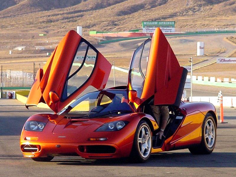 McLaren F1 LM pro Lewise Hamiltona: - fotka 8