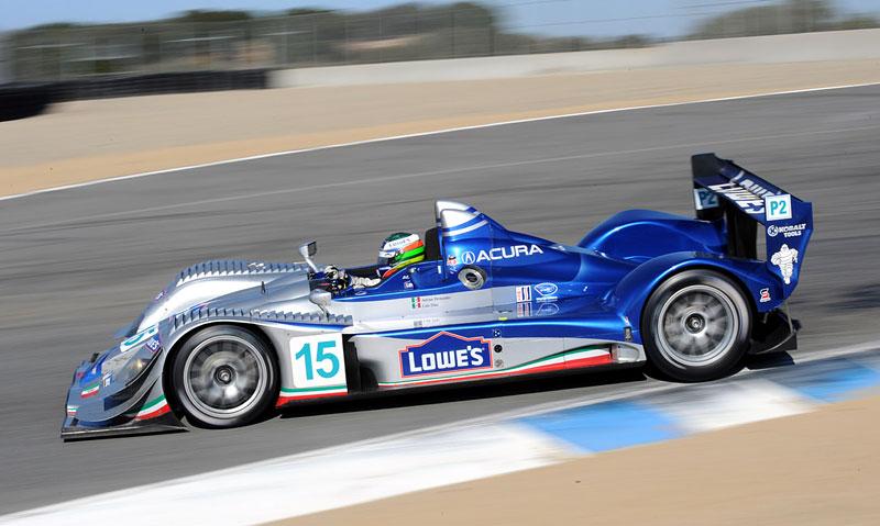 Acura ARX01 míří do Le Mans: - fotka 11
