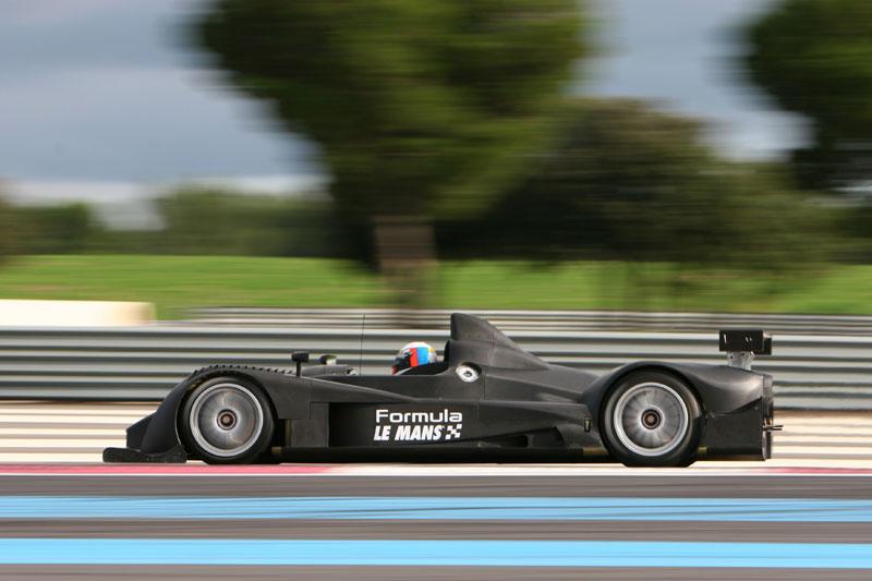 Formula Le Mans: přípravka na vytrvalostní závody: - fotka 17