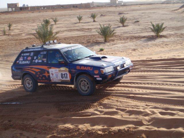 Reportáž: Rallye Budapest – Bamako 2010: - fotka 33