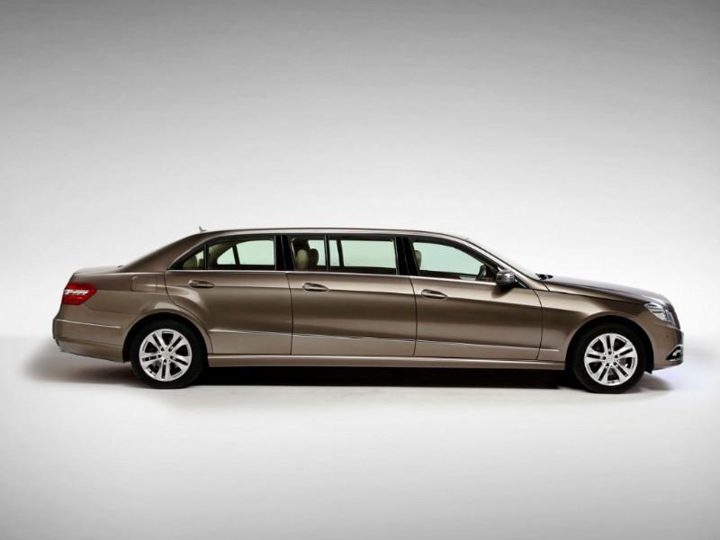 Binz: šest dveří pro Mercedes-Benz třídy E: - fotka 13