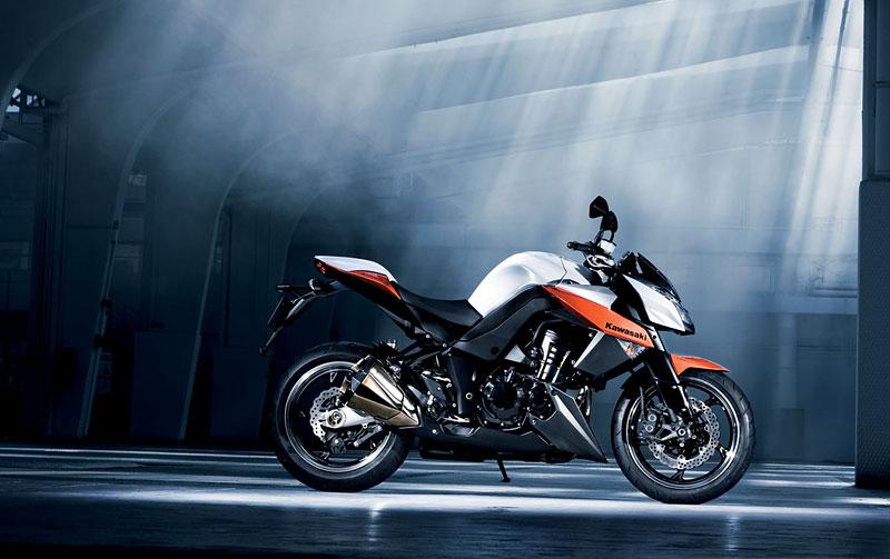Kawasaki Z1000 - Velký Zed opět na scéně (představení): - fotka 12