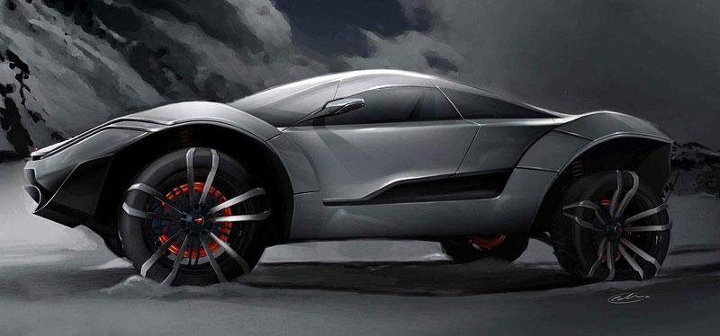 McLaren: studie crossoverů pro rok 2020 (+videa): - fotka 19