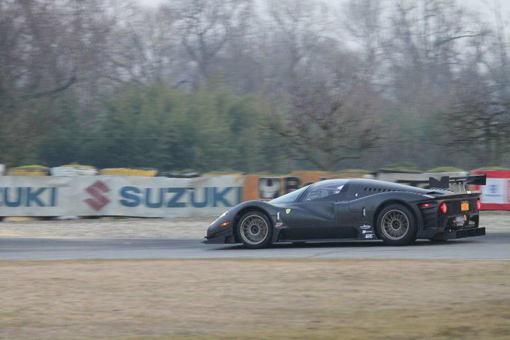 Ferrari P4/5 Competizione poprvé na trati: - fotka 14