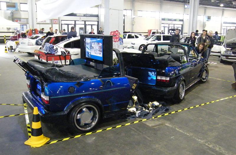 """Reportáž Tuning Show Budapešť 2012: Od """"žigula"""" po Koenigsegg: - fotka 1"""