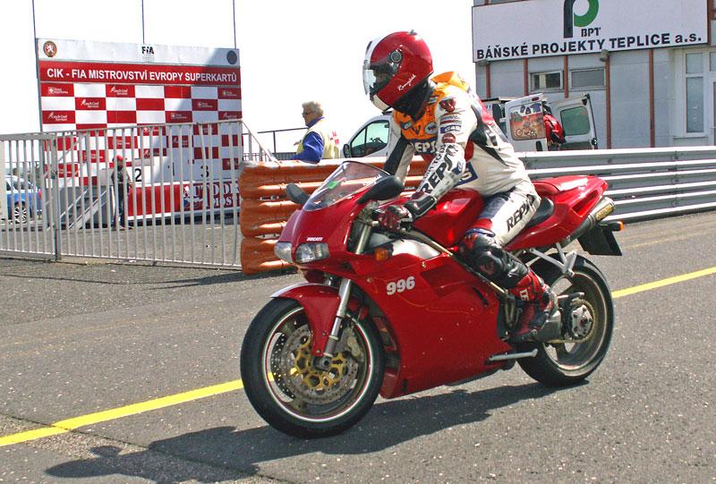 Ducati den - Autodrom Most 2009: - fotka 34