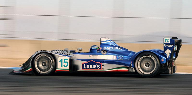 Acura ARX01 míří do Le Mans: - fotka 12