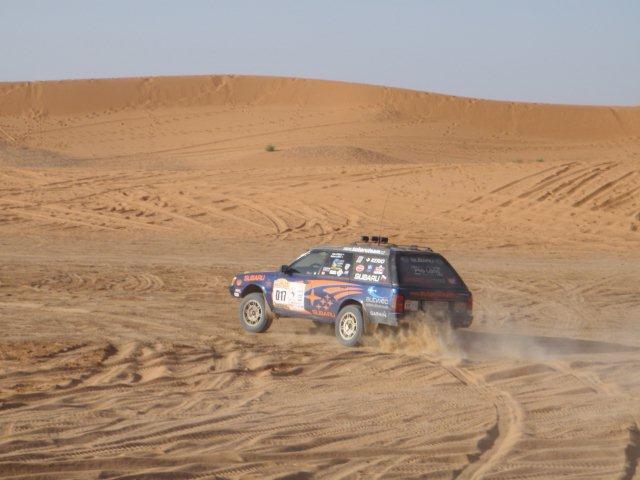 Reportáž: Rallye Budapest – Bamako 2010: - fotka 34
