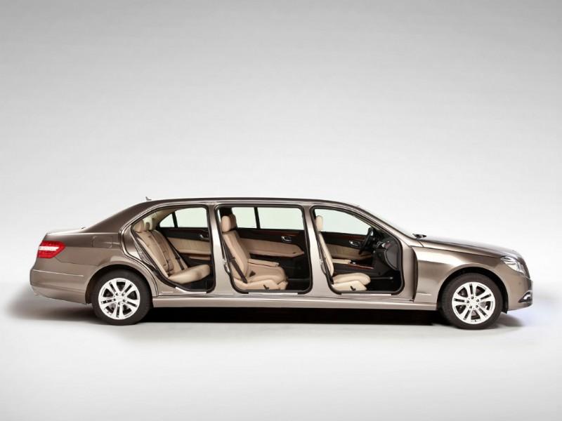 Binz: šest dveří pro Mercedes-Benz třídy E: - fotka 14