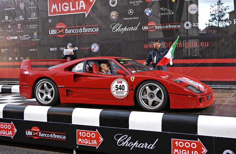 Reportáž: Mille Miglia 2010: - fotka 34