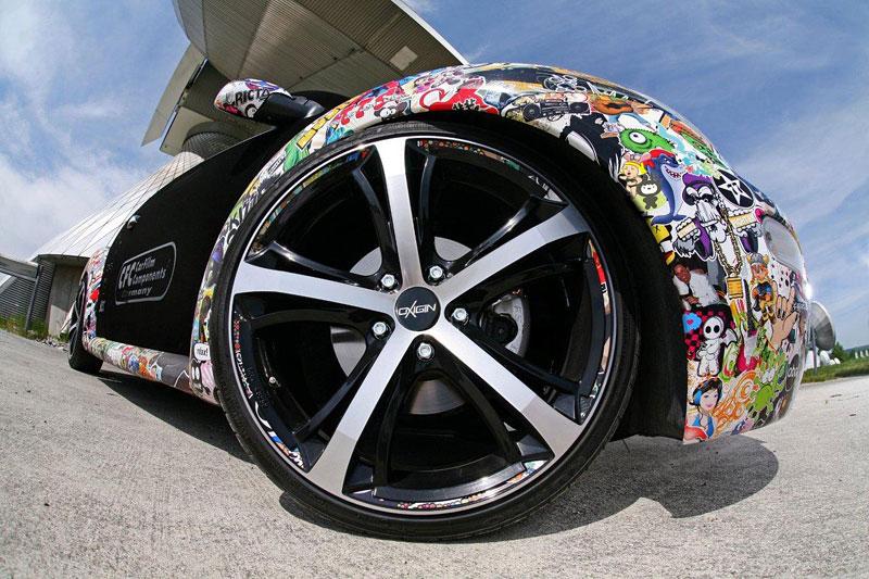 Essen Motor Show 2011: fotogalerie upravených aut: - fotka 34