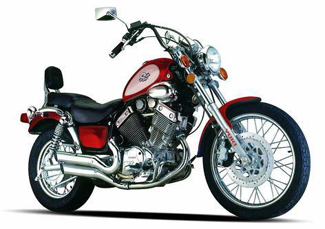 Motocykl roku 2008: vyhrajte Aprilii Pegaso: - fotka 35