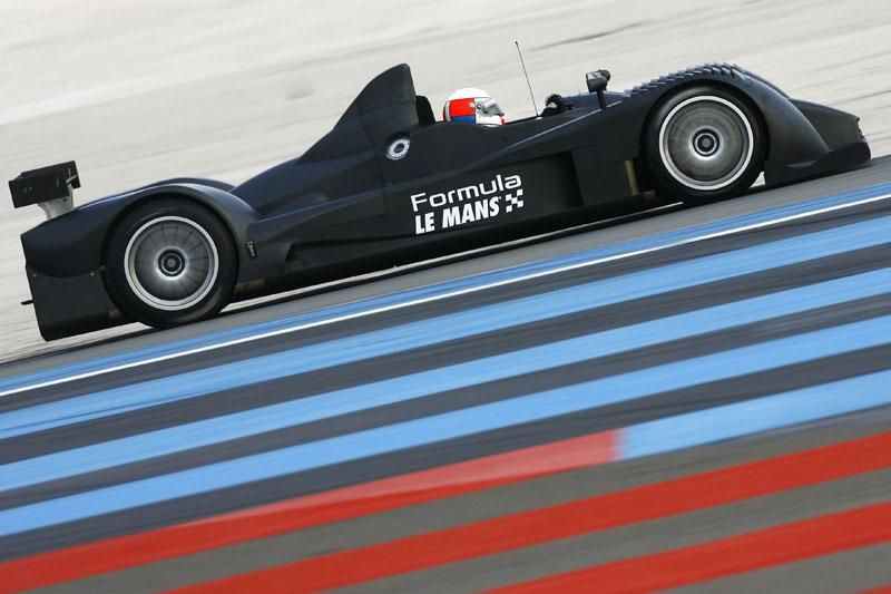 Formula Le Mans: přípravka na vytrvalostní závody: - fotka 19