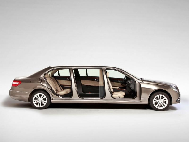 Binz: šest dveří pro Mercedes-Benz třídy E: - fotka 15