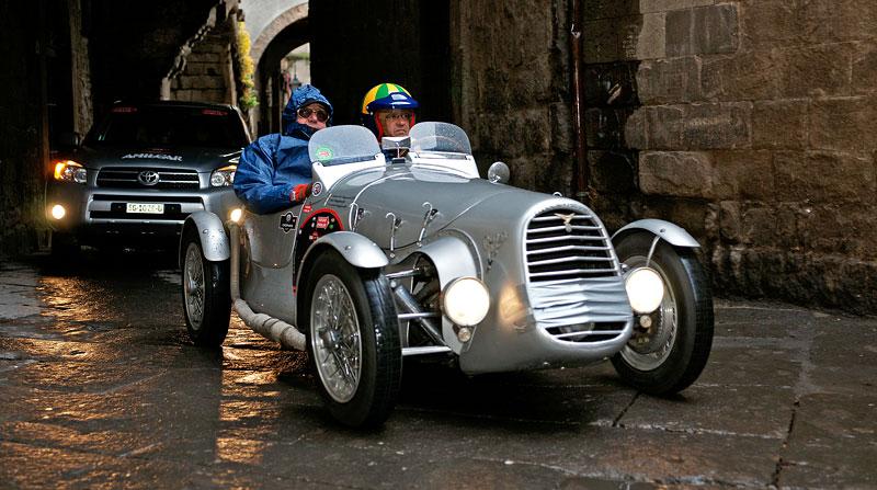 Reportáž: Mille Miglia 2010: - fotka 35