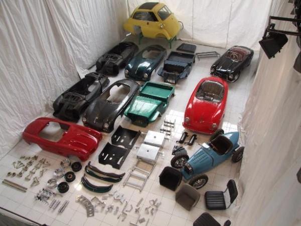 Harrington Group: Bugatti, Porsche a další klasici nejen pro děti: - fotka 30