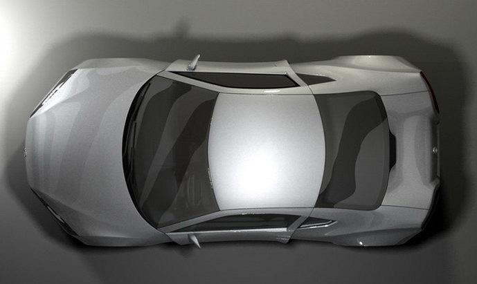 Volkswagen Concept Sports Car: kreace co přijíždí až z Kyrgyzstánu: - fotka 19