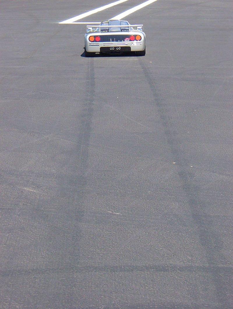 Pod lupou: McLaren F1, legendární král: - fotka 20
