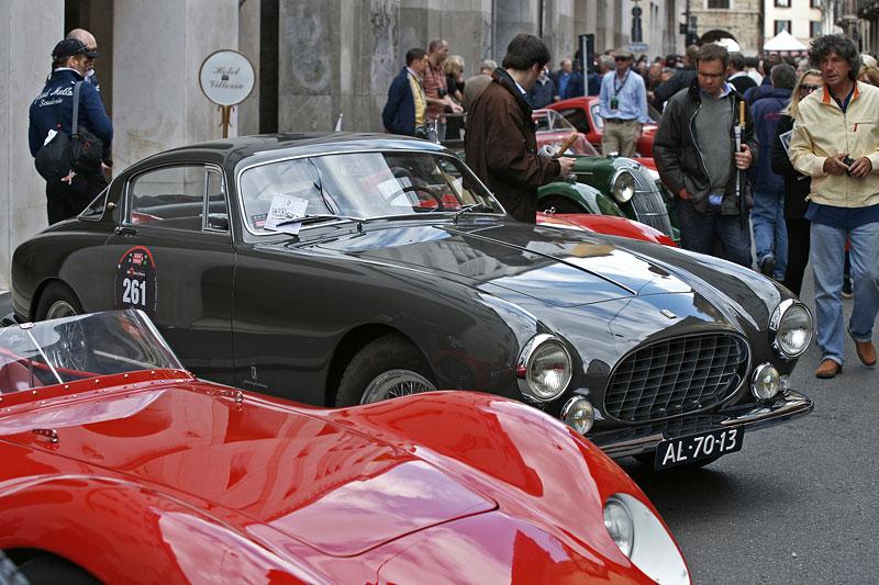 Reportáž: Mille Miglia 2010: - fotka 36