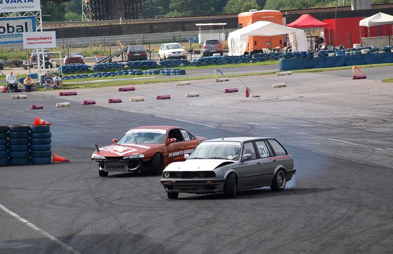 Czech Drift Series 2010 Sosnová: fotogalerie ze závěrečného závodu: - fotka 36