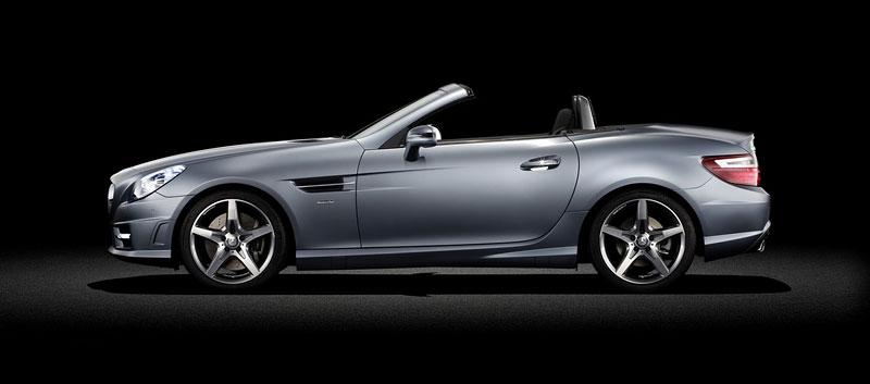 Mercedes-Benz SLK v akci: oficiální videa: - fotka 24