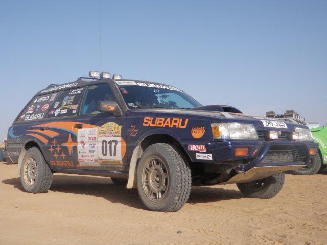 Reportáž: Rallye Budapest – Bamako 2010: - fotka 37
