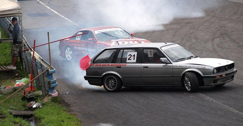 Czech Drift Series 2010 Sosnová: fotogalerie ze závěrečného závodu: - fotka 37