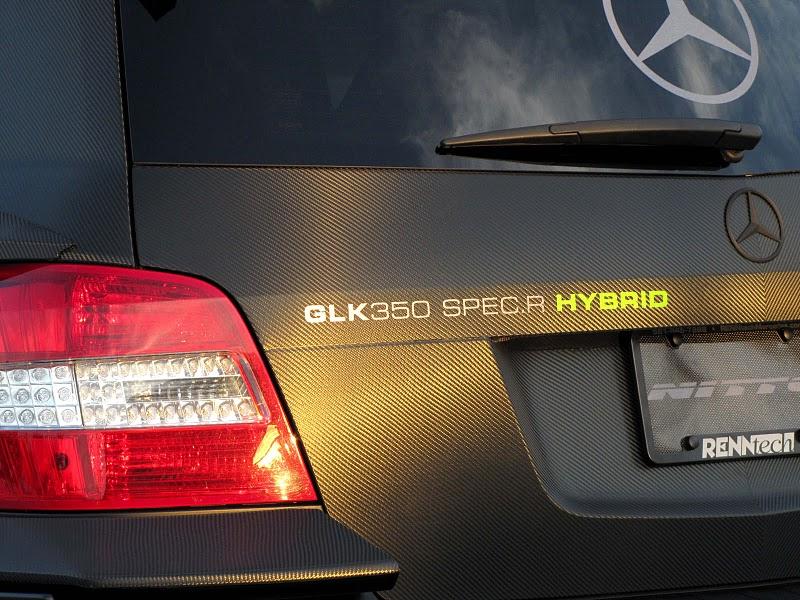 RENNtech GLK350: ve stylu speciálů pro Pikes Peak: - fotka 33