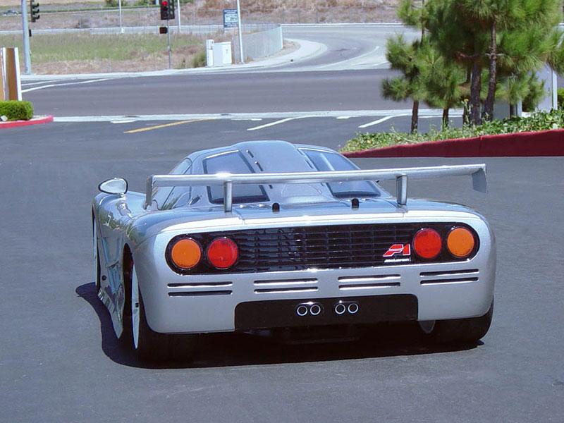 Pod lupou: McLaren F1, legendární král: - fotka 21