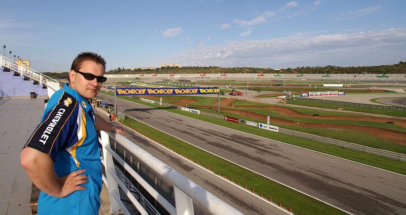 Reportáž: S Chevroletem na WTCC ve Valencii: - fotka 33