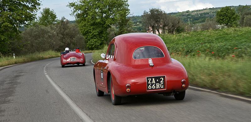 Reportáž: Mille Miglia 2010: - fotka 38