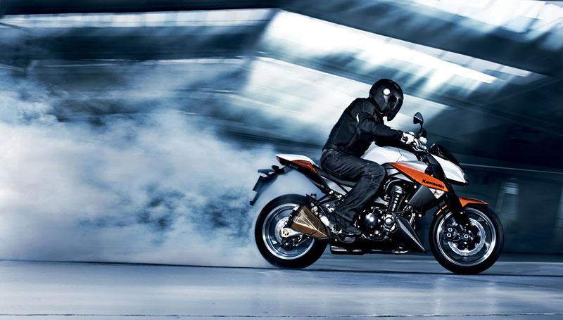 Kawasaki Z1000 - Velký Zed opět na scéně (představení): - fotka 17
