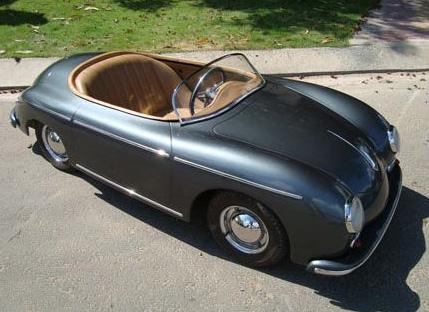Harrington Group: Bugatti, Porsche a další klasici nejen pro děti: - fotka 33