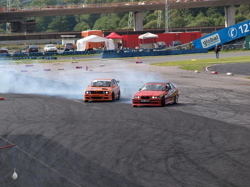 Czech Drift Series 2010 Sosnová: fotogalerie ze závěrečného závodu: - fotka 38
