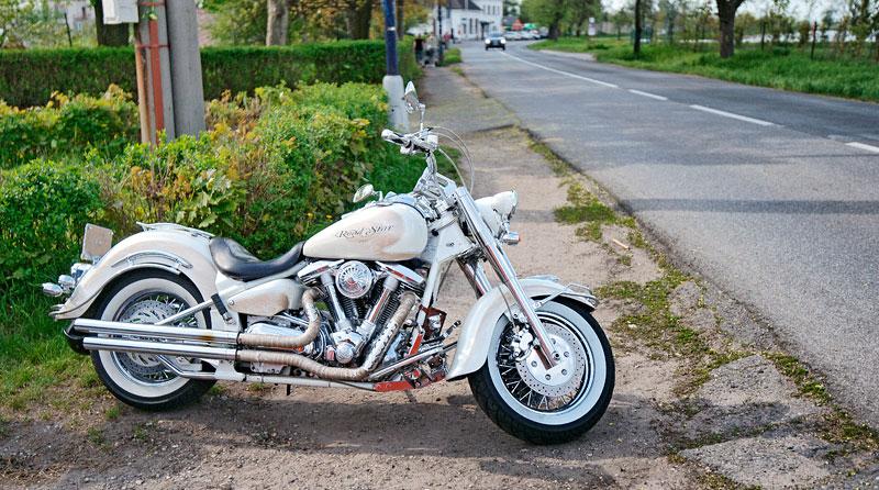 Za řídítky Harley-Davidson: Electra Glide, Road King a V-Rod: - fotka 49