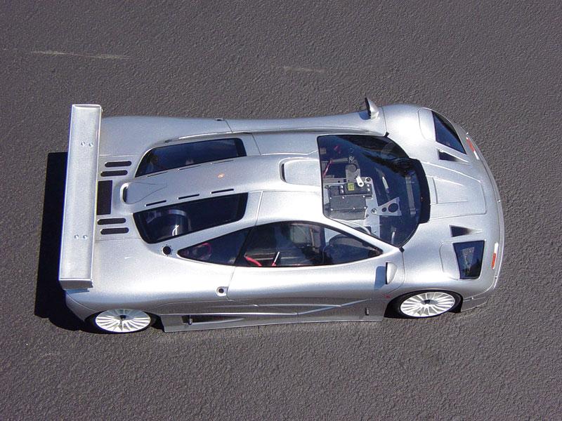 Pod lupou: McLaren F1, legendární král: - fotka 22