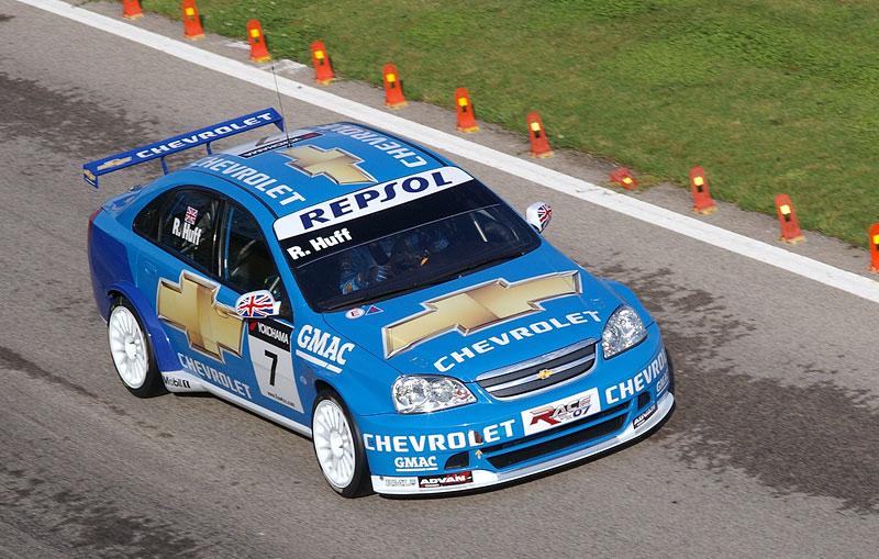 Reportáž: S Chevroletem na WTCC ve Valencii: - fotka 34