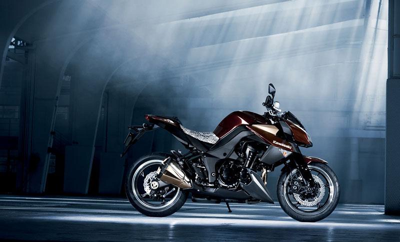 Kawasaki Z1000 - Velký Zed opět na scéně (představení): - fotka 18