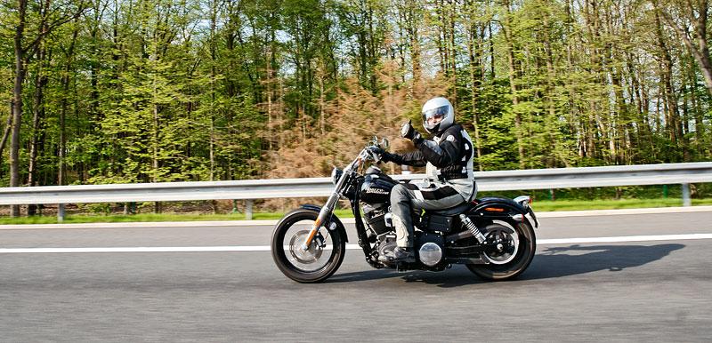 Za řídítky Harley-Davidson: Electra Glide, Road King a V-Rod: - fotka 57