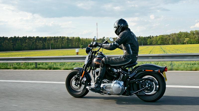 Za řídítky Harley-Davidson: Electra Glide, Road King a V-Rod: - fotka 69