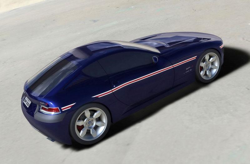 VW SP-2 Concept: Scirocco by mohlo mít sourozence: - fotka 16