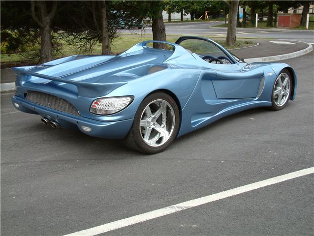 Vision Sportscars Minotaur: mezinárodní mix: - fotka 7