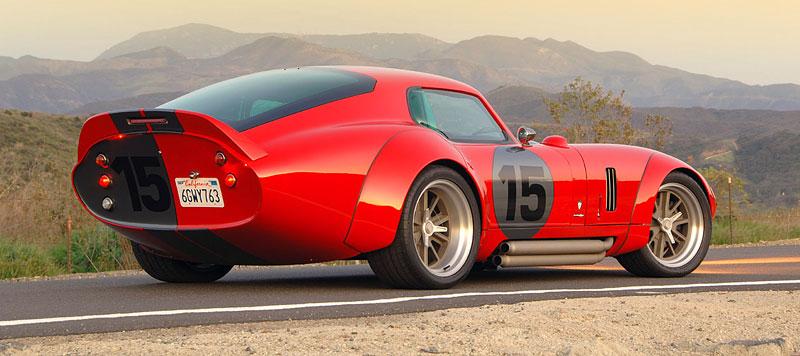 Shelby Daytona Coupe Le Mans Edition: replika závodní hvězdy: - fotka 15