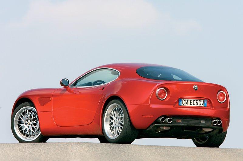 Pod lupou: Alfa Romeo 8C – včera a dnes: - fotka 59