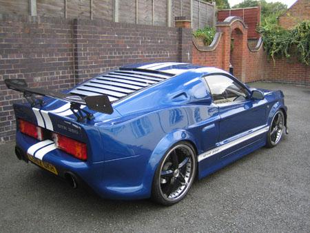 Ride Cars GTR350 – Shelby GT500 z Toyoty MR2: - fotka 7