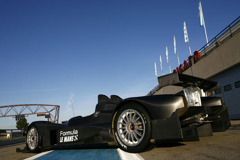 Formula Le Mans: přípravka na vytrvalostní závody: - fotka 20